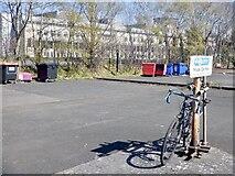 NT2676 : Car park, Commercial Quay by Richard Webb