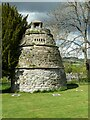 NT0077 : Dovecot, Learmonth Gardens by Richard Sutcliffe