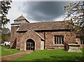 SO4520 : Skenfrith - St Bridget's Church by Rob Farrow