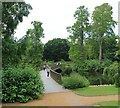 TQ1876 : The Sackler Crossing, Kew Gardens by Martin Tester