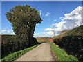 SP2875 : Approaching Crackley Lane from South Hurst Farm by Robin Stott