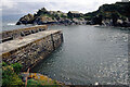 SX2150 : Polperro Harbour by Ian Taylor