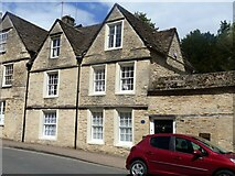 SP0202 : Cirencester houses [23] by Michael Dibb