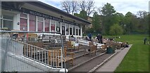 NS5566 : West of Scotland Cricket Club by Colin Kinnear