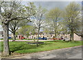 NJ9745 : A sunny corner of Stuartfield by Bill Harrison