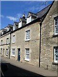 SP0202 : Cirencester houses [28] by Michael Dibb