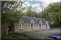 NK0447 : Episcopal Church hall, Longside by Bill Harrison