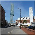 SJ8397 : Great Bridgewater Street by Gerald England