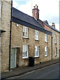 SP0202 : Cirencester houses [42] by Michael Dibb