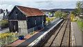 NC9004 : Former railway goods shed by Mick Garratt