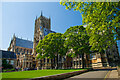 SK9771 : Lincoln Cathedral by Oliver Mills