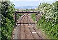 SD4871 : Bridge near Cote Stones by Ian Taylor