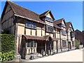 SP2055 : Stratford-upon-Avon - Shakespeare's birthplace by Rob Farrow