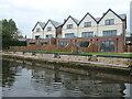 SJ6787 : New housing, off Barsbank Lane, Lymm by Christine Johnstone