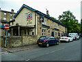 SE1225 : The Travellers Inn, Hipperholme by Humphrey Bolton