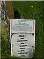 TG2435 : Information Sign by David Pashley