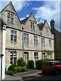 SP0202 : Cirencester houses [50] by Michael Dibb