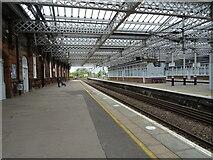 NS4864 : Platform 4, Paisley Gilmour Street Railway Station by JThomas