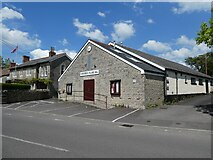 ST6438 : Evercreech Village Hall by Roger Cornfoot
