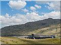 NN1620 : Upper Shira dam and Beinn an t-Sithein by Patrick Mackie