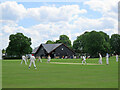 TL4467 : Cottenham: eased into the off side by John Sutton
