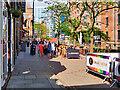 SJ8497 : Manchester, Canal Street by David Dixon