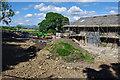 SD4989 : Barn conversion by Ian Taylor