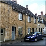 SP0202 : Cirencester houses [60] by Michael Dibb