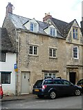 SP0102 : Cirencester houses [64] by Michael Dibb