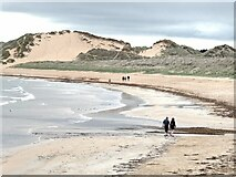 NK0066 : Beach at the western end of Fraserburgh Bay by Oliver Dixon