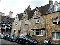 SP0102 : Cirencester houses [71] by Michael Dibb