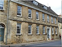 SP0202 : Cirencester buildings [64] by Michael Dibb