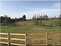 SP3073 : HS2 enabling works, Dalehouse Lane, Kenilworth (6) by Robin Stott