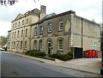 SP0202 : Cirencester buildings [68] by Michael Dibb