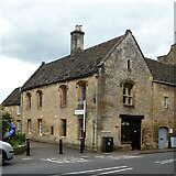 SP0202 : Cirencester buildings [70] by Michael Dibb