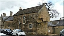 SP0102 : Cirencester houses [87] by Michael Dibb