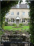 SP0102 : Cirencester houses [96] by Michael Dibb
