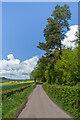 SO4034 : Lane near Cockyard by Ian Capper