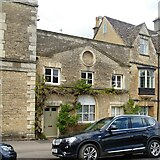 SP0102 : Cirencester houses [102] by Michael Dibb