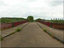 SK0916 : The old High Bridge, Handsacre by Alan Murray-Rust