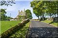 NY9550 : Newbiggin Cottage by Trevor Littlewood