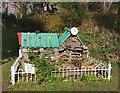ST3161 : Bug Hotel, Weston-Super-Mare by PAUL FARMER