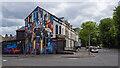 J3175 : Street art, Belfast by Rossographer