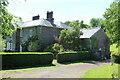 SO3109 : Old Rectory, Llansabbath by M J Roscoe