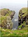 ND3646 : Geo to the south of Craig Hammel by Mick Garratt