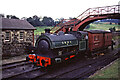 NZ2154 : Beamish open air Museum - the railway by Chris Allen
