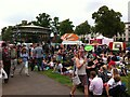 SP3165 : Crowds at the Leamington Peace Festival, June 2014 by Alan Paxton