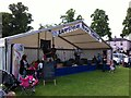 SP3165 : Leamington Peace Festival main stage by Alan Paxton