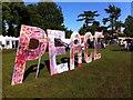 SP3165 : Leamington Peace Festival, Pump Room Gardens by Alan Paxton