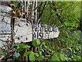 SO9204 : Fingerpost, Waterlane by James Clarke